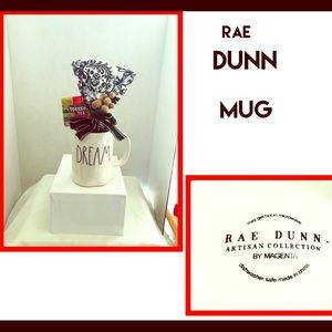 "Rae Dunn "" Dream"" mug"